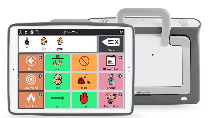 Schutzhülle Tobii SpeechCase für iPad 2018®