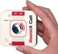 AssistX Call Ruf-Interface