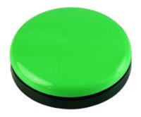 Buddy Button 63, grün