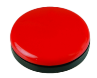 Buddy Button 63, rot
