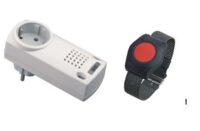 Eldat-Easywave Personenrufset RS10 mit Armbandsender, ohne Quittierung