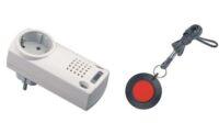 Eldat-Easywave Personenrufset RS11 mit Halsbandsender, ohne Quittierung