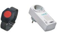 Eldat-Easywave Personenrufset RS16 mit Armbandsender und Quittierung
