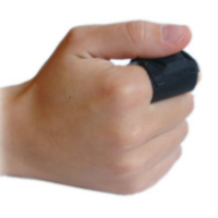 Fingertaster mit Klettband
