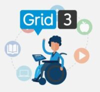 The Grid 3 Kommunikationssoftware Basis-Lizenz
