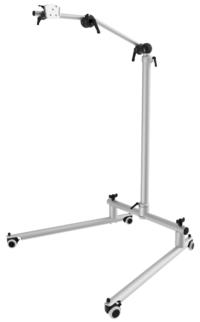 Monty Floorstand, Quick-Pack Bodenstativ mit 3-D-Anpassung