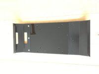 Montageplatte GridPack17  mit Monty UGA-Adapterplatte