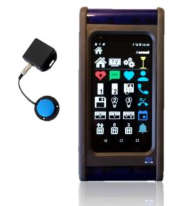 James4 Umfeldsteuerung mit Mobiltelefonfunktion und kabellosem Scanning