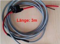 James4 Ladekabel für E-Rollstühle
