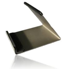 Tischständer InoxStand fix, Kommunikationsgerätehalter 8 - 13 Zoll