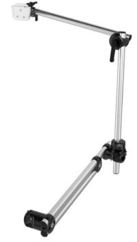 Monty Rollstuhlhalterung 3-D HD EyeControl mit Verstärkung