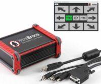 MyEcc Rollstuhl-Interface 4-Wegesteuerung analog/digital