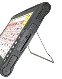 GridPack13/ADS Adapterplatte mit Klappständer und VESA