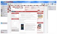 PCControl Standard, Eingabesoftware ohne Bildschirmtastatur