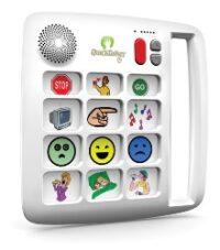 QuickTalker 12, statische Kommunikationshilfe