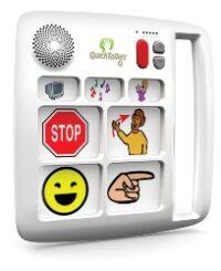 QuickTalker 7, statische Kommunikationshilfe