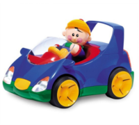 Adaptiertes Spielzeug - Auto