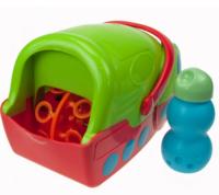 Adaptiertes Spielzeug - Seifenblasenmaschine