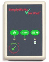 SimplyWorks Bluetooth-Sender für iPad