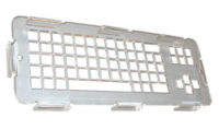 Clevy Tastatur II, Fingerführraster