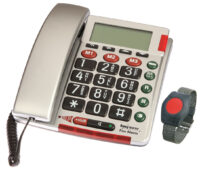Eldat-Easywave Notruftelefon Fon Alarm RS26