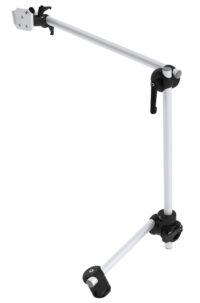 Monty Rollstuhlhalterung 3-D EyeControl mit Verstärkung