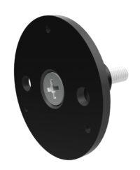 Buttonaufnahme/Tasteradapter für Buddy Button o. Ä.