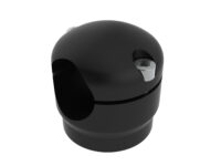 Monty 3D Rahmenklemme, rund, 39 mm