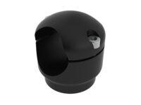 Monty 3D Rahmenklemme, rund, 33 mm