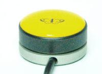 Piko Button 30 light, gelb